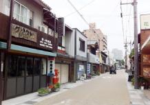 旧街道周辺商店街における「魅力店舗誘致事業」に向けた調査・分析事業